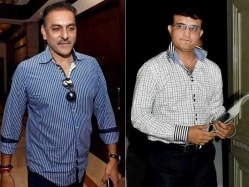 Sourav Ganguly Retaliates, Says Ravi Shastri Living in 'Fool's Paradise'