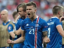 Euro 2016: Traustason's Late Goal Helps Iceland Qualify For Round of 16