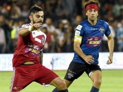Virat Kohli's All Hearts Draw With Ranbir Kapoor's All Stars in Charity Game