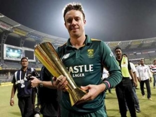 Not Focused on Milestones, Every Match for South Africa a Privilege: AB de Villiers