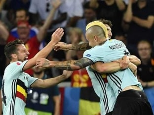 Sweden vs Belgium Euro 2016 Highlights: Nainggolan Scores as Belgium Beat Sweden 1-0