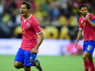 Copa America: Costa Rica Stun Colombia, US Secure Top Spot