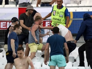 Euro 2016 Violence Shines Spotlight on 2018 Russia World Cup