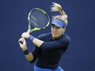Slump Not Due to Any Eating Disorder, Says Eugenie Bouchard