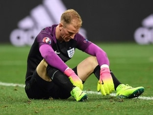 Iceland Loss Due to England's Poor Performance in Euro 2016: Joe Hart