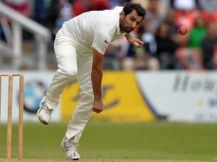 Mohammed Shami's Fitness to be Monitored Ahead of India's Warm-up Game