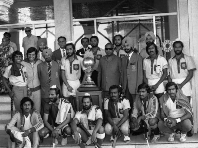 Indias Former Hockey Wizards Mohammed Shahid, BP Govinda Seriously Ill