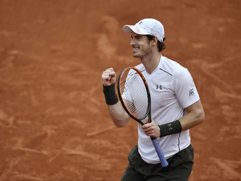 French Open: Andy Murray Sets up Semi-Final Duel Against Stan Wawrinka