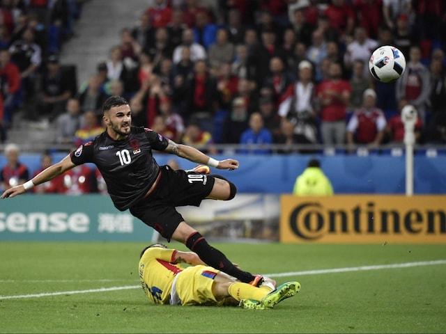Euro 2016: Albania Face Wait After Historic Win Over Romania