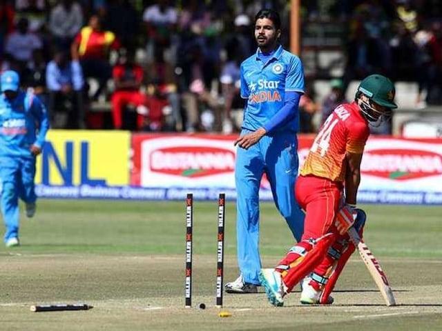 Barinder Sran Takes Career-best 4/10 vs Zimbabwe; Says, It Was Fun