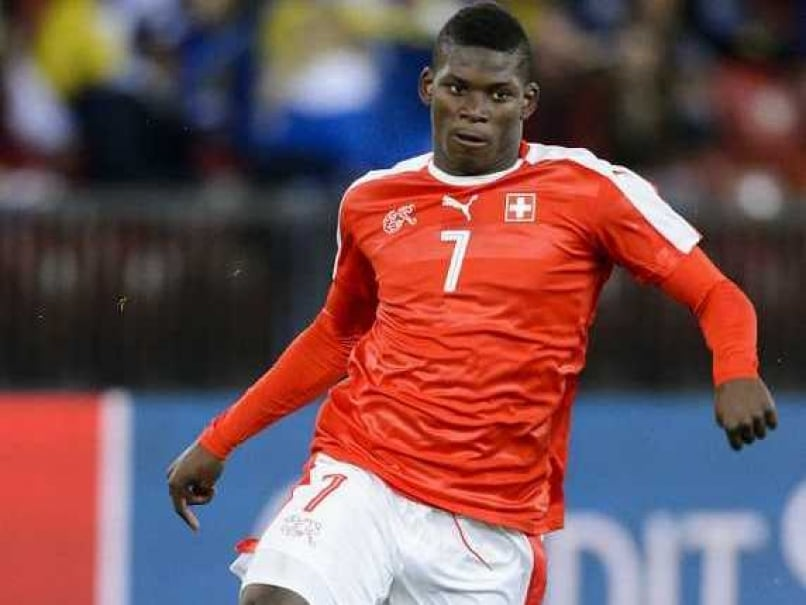 Switzerlands Breel Embolo Signs For FC Schalke