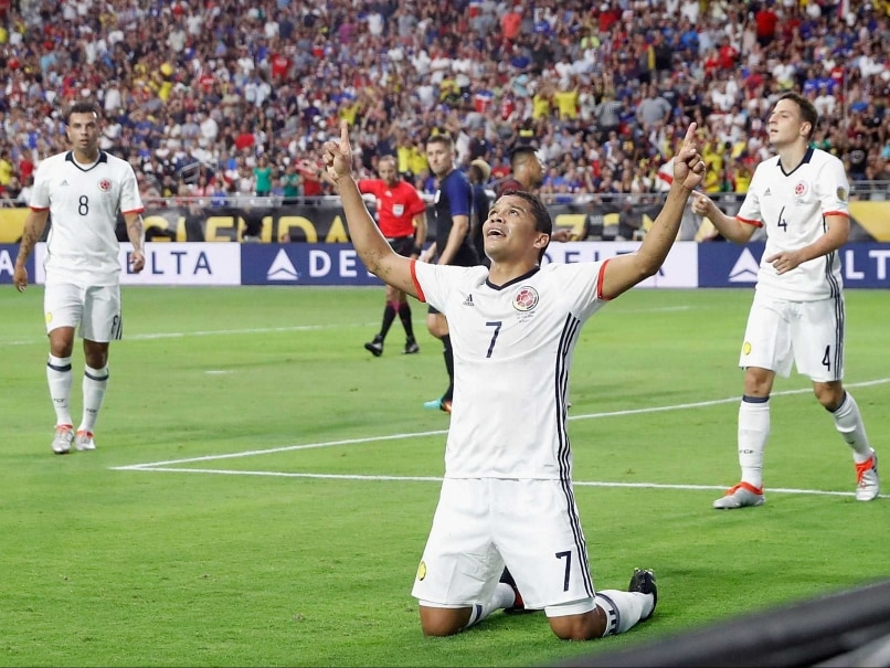 Copa America: Carlos Bacca Goal Helps Colombia Beat US, Finish Third