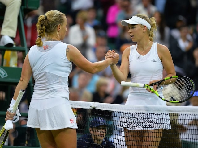 Caroline Wozniackis Miserable Year Continues With Another Early Loss