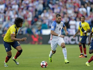 Copa America: Clint Dempsey Leads USA to Beat Ecuador And Enter Semi-Finals