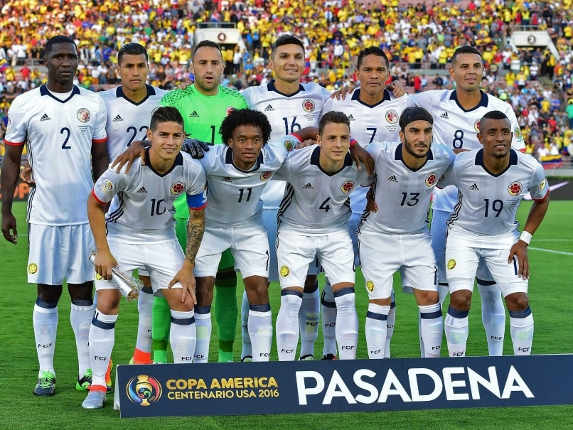 Adidas Apologises to Colombia For Misspelling Name in Copa ...