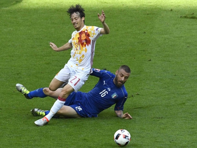 Euro 2016: Italy to Miss Motta For Germany Clash; De Rossi Doubtful