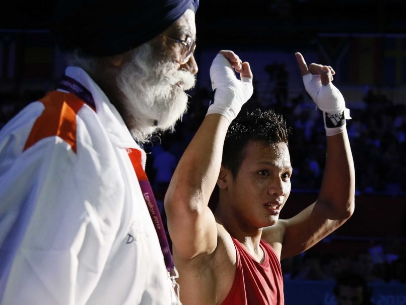 Devendro Singh Enters Quarter-Finals of Olympic Boxing Qualifying Tournament