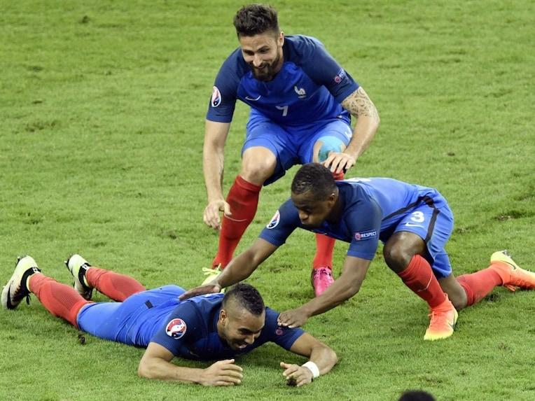 Dimitri Payet France Euro 2016 1106