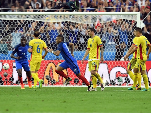 Euro 2016: Dimitri Payet Stunner Rescues France in Opener Against Romania