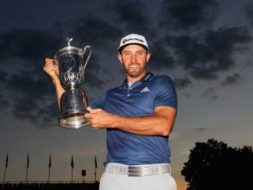 Dustin Johnson Captures 2016 US Open Despite Penalty Confusion