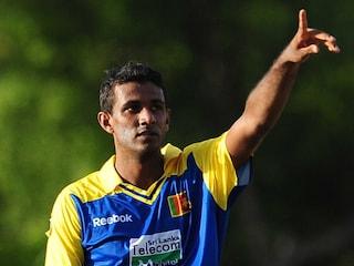 Farveez Maharoof Returns To Sri Lankas ODI Squad After Four Years