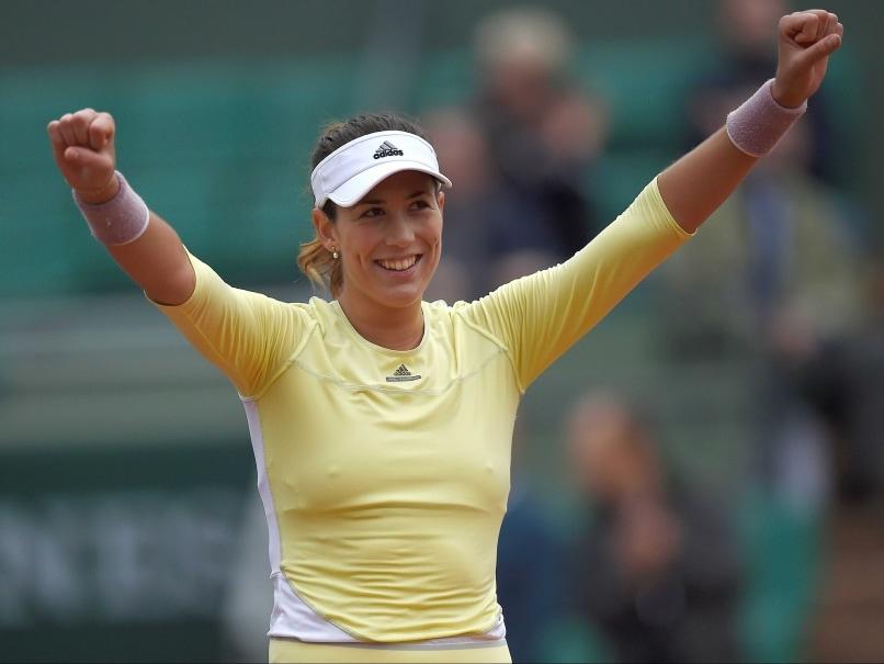 Garbine Muguruza, Samantha Stosur in French Open Semi-Finals