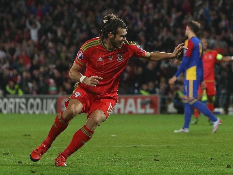Gareth Bale Wales 0806