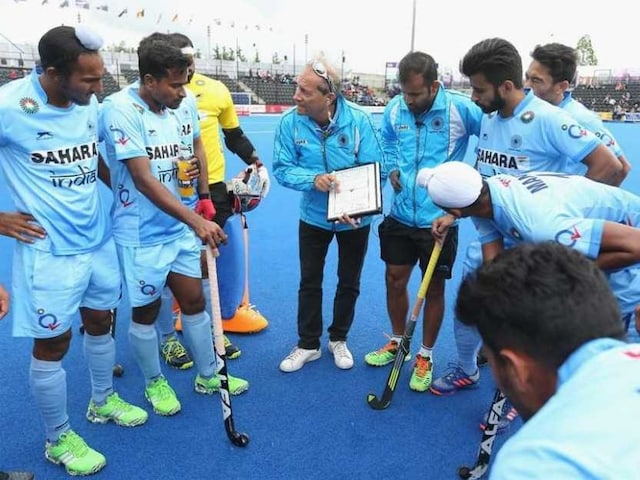 Champions Trophy: Match Against South Korea Akin To Quarter-Final, Says SV Sunil