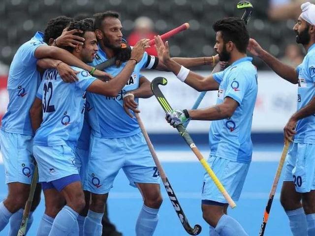 Champions Trophy: Nikkin Thimmaiahs Late Strike Helps India beat South Korea
