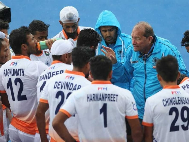 Confident India Aspire to Rise to Australian Challenge