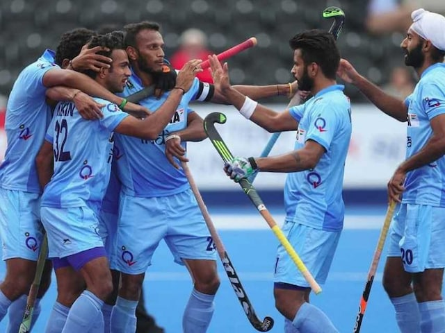 Six-Nation Tournament: India Come From Behind to Hold Argentina