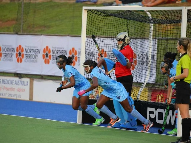 Indian Womens Hockey Team Lose to Japan In Bronze Medal Playoff