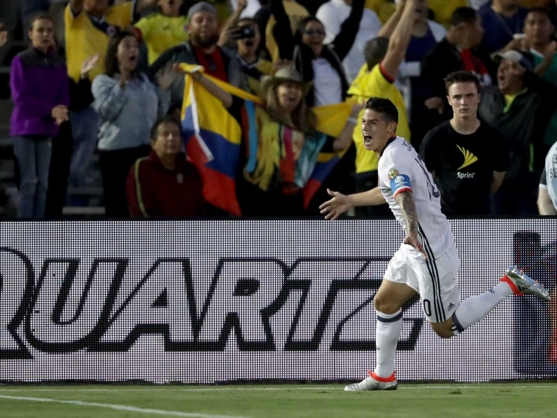 Copa America: Colombia Enter Quarter-Finals with Win over Paraguay