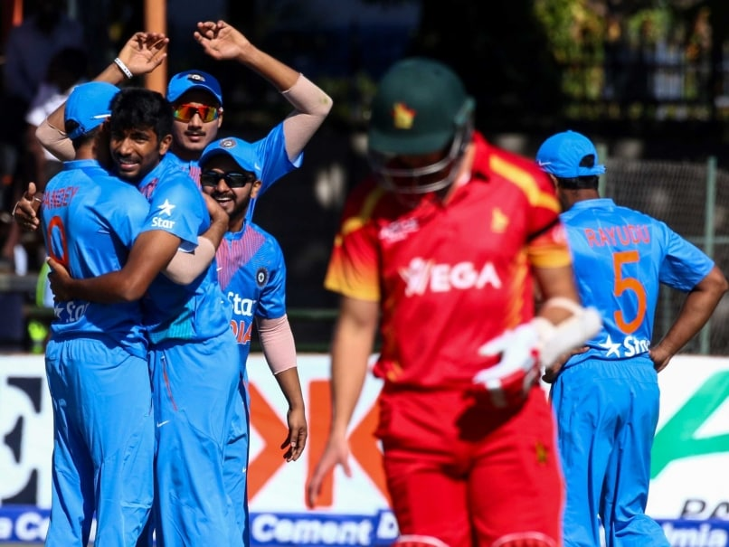 India vs Zimbabwe, 2nd T20, Highlights: Rahul, Mandeep Complete ZIM Rout After Sran, Bumrah