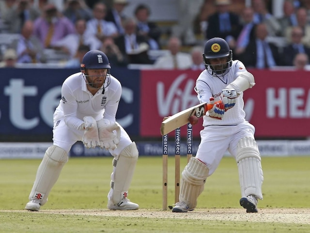 Kaushal Silva Leads Sri Lankas Reply After Jonny Bairstows Unbeaten 167