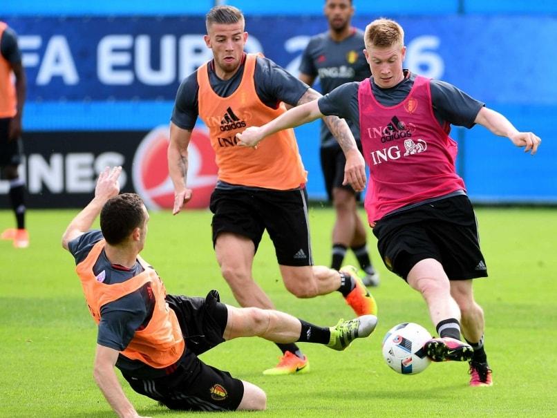 Euro 2016: Romelu Lukaku in Firing Line as Belgium Prepare ...