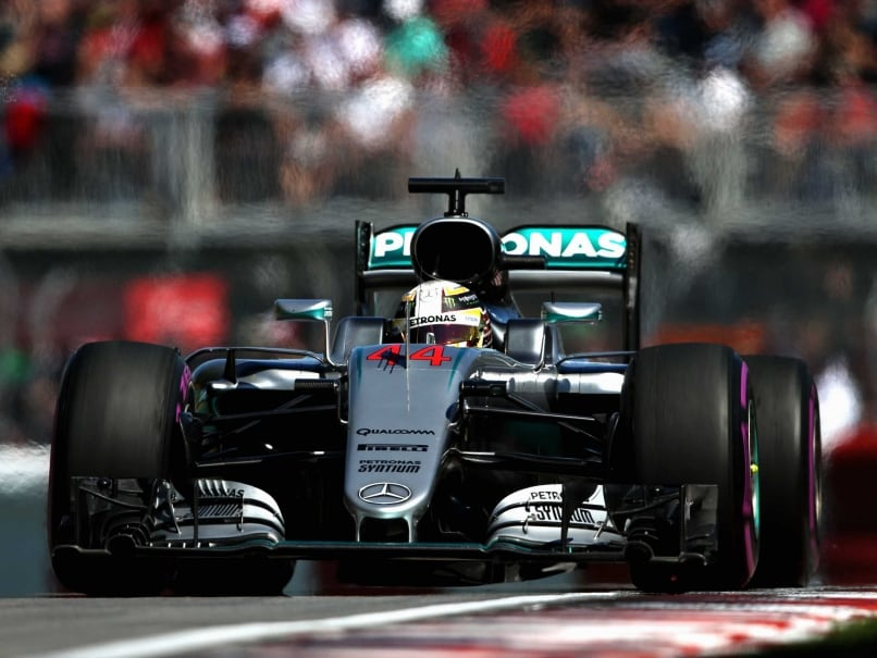 Canadian Grand Prix: Lewis Hamilton Tops Friday Practice Session