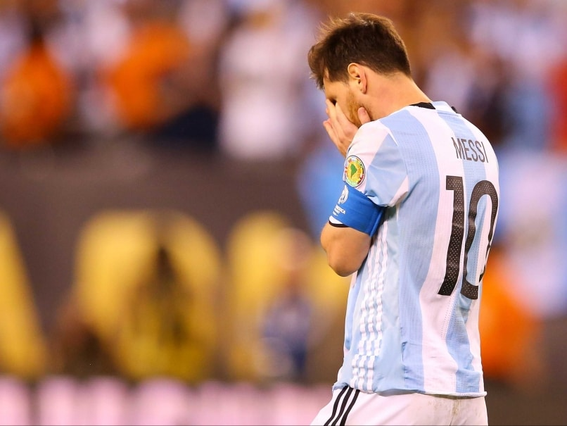Tried Hard To Be Champion With Argentina But It Didn