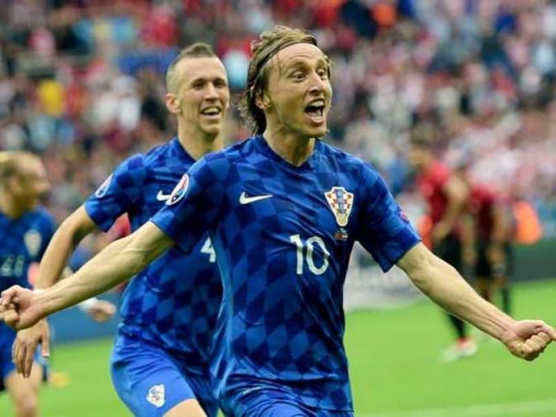 Euro 2016: Luka Modric Stunner Helps Croatia Beat Turkey 1-0