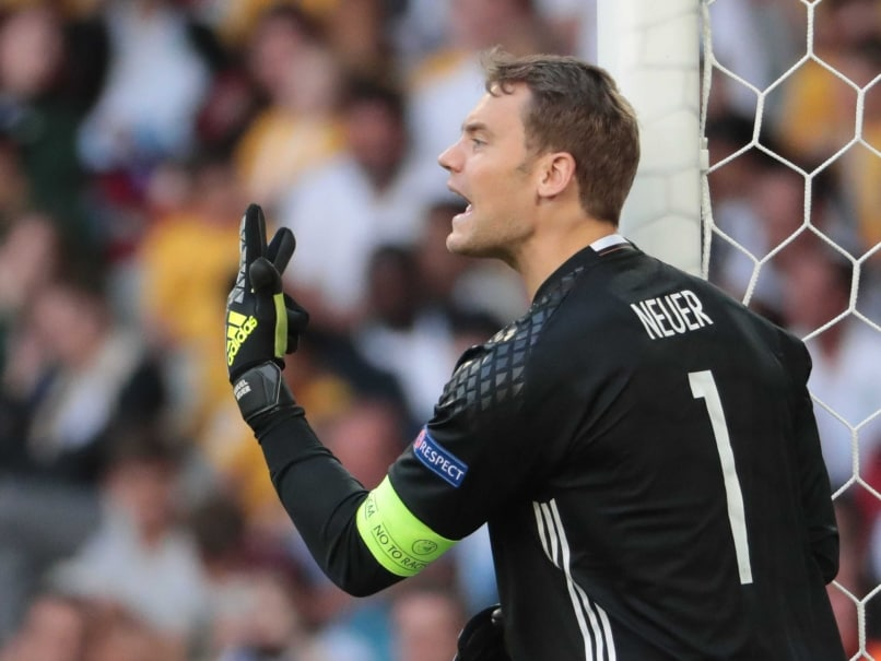 Manuel Neuer Germany Euro 2016