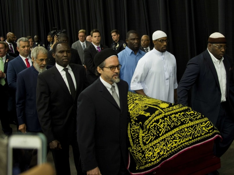 Muhammad Ali Funeral Pallbearers 1006