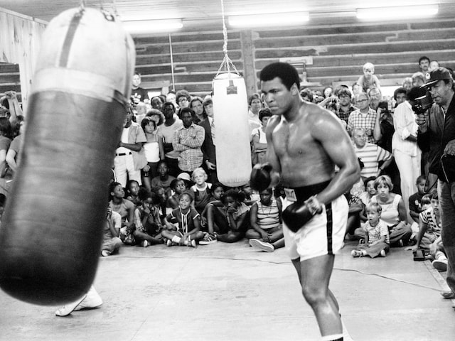Muhammad Ali Public Funeral Set For Louisville on Friday