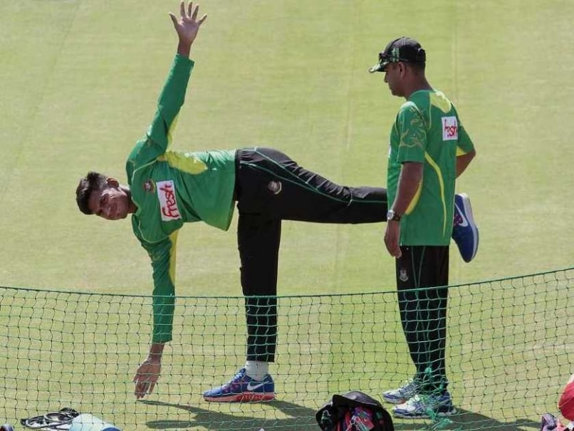 Bangladesh Pacer Mustafizur Rahman is in Pain, Thanks to Indian Premier League