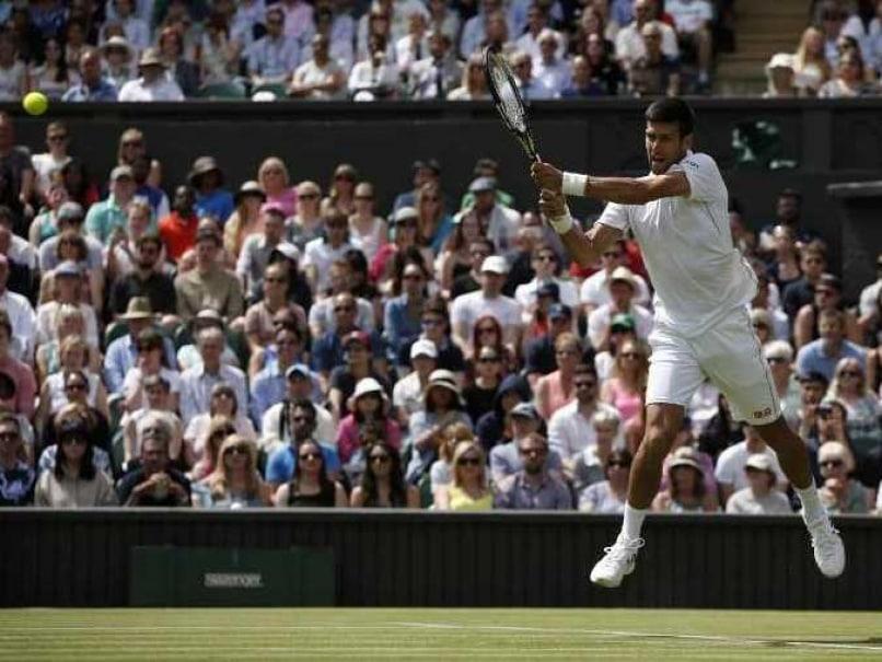 Wimbledon: Novak Djokovic Advances To Second Round, Ana Ivanovic Knocked Out