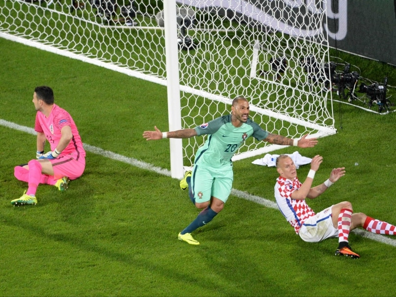Euro 2016: Ricardo Quaresma Heads Portugal Into Last 8 With Win vs Croatia