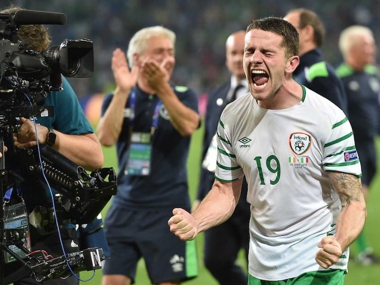 Robbie Brady Ireland