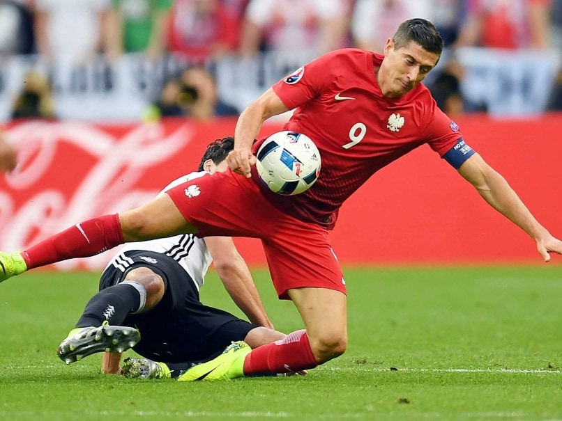 Euro 2016: Robert Lewandowski Hoping to Finally Find The Net Against Ukraine