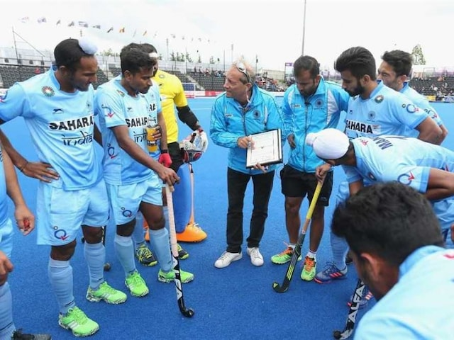 India Confident of a Good Show at Rio Olympics, Says Coach Roelant Oltmans