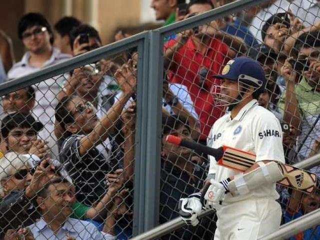 Sachin Tendulkar Lone Indian In Brendon McCullums All-Time XI