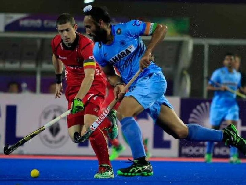 Olympics: India Address Late Goal Concern To Boost Rio Hopes